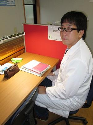 遠藤 祐輝先生画像